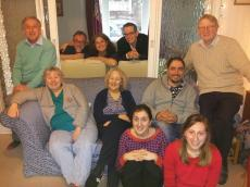 Family, friends and neighbours