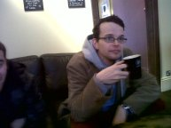 Coffee with Jess and Kalim