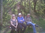 Cwmcarn Forest Drive with Rita and Viv