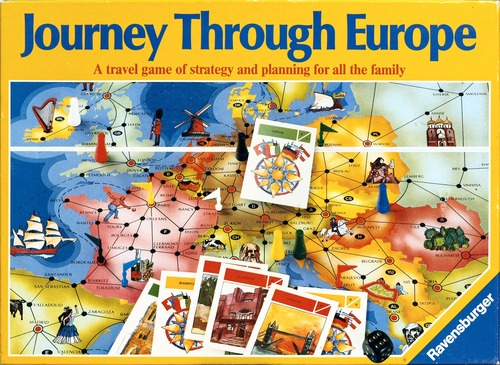 Journey through europe