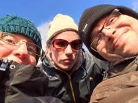 Fleur, Sarah and Ramin