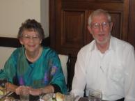 Sandra and Peter